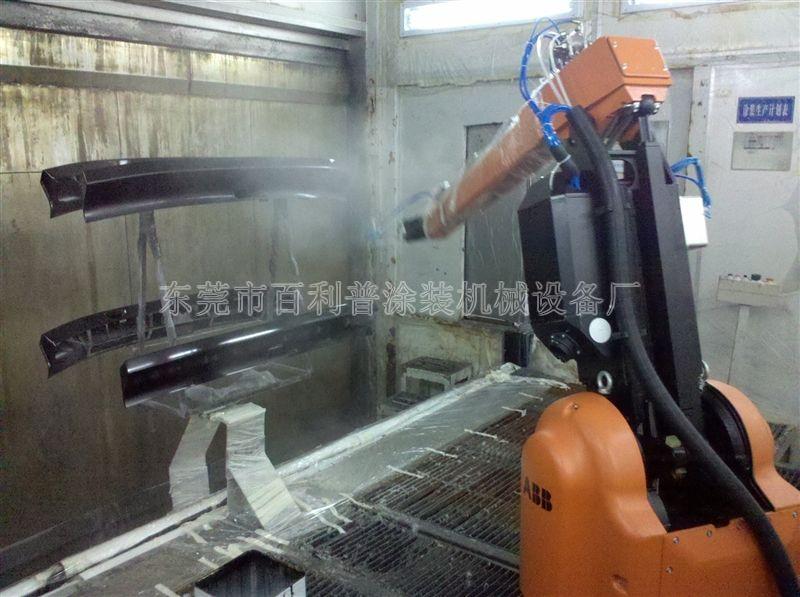 保险杠自动喷涂机器人